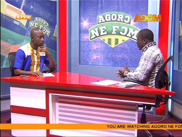 Corruption in GFA - Agoro Ne Fom on AdomTV (30-5-18)
