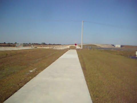 Palm Bay Parkway Construction Pt. 8 New Construction 2nd Bridge