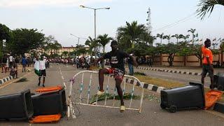 Nigerian police kill protesters defying curfew in Lagos, Amnesty says