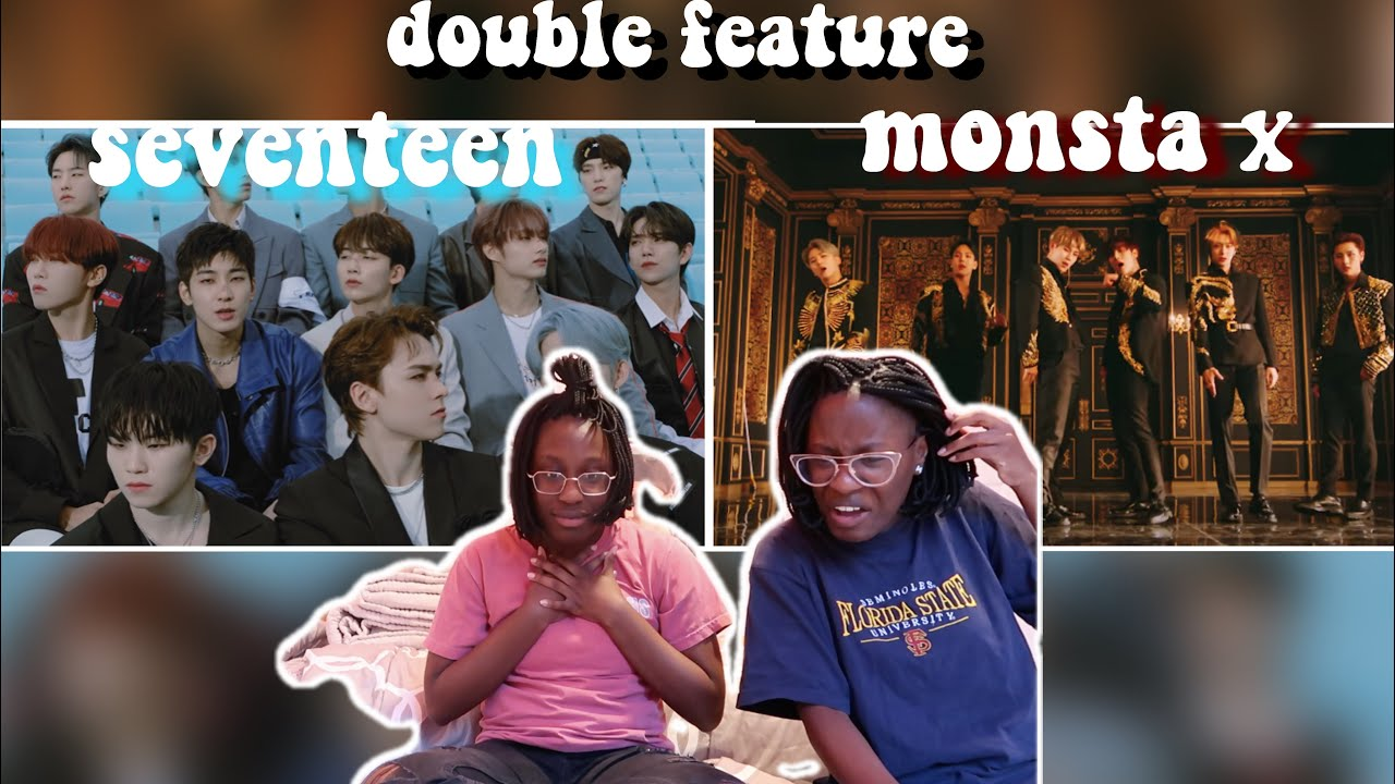 FIRST TIME LISTENING TO SEVENTEEN 'Left & Right' + MONSTAX 'Fantasia' (DOUBLE FEATURE) | REACTION