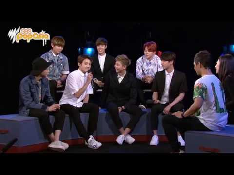 BTS show off their hidden talents [SBS PopAsia TV]