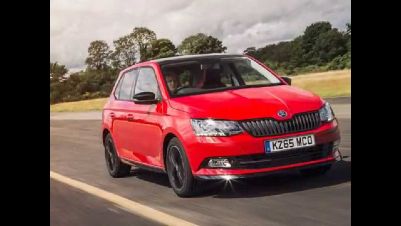 2016 skoda fabia monte carlo youtube. Black Bedroom Furniture Sets. Home Design Ideas