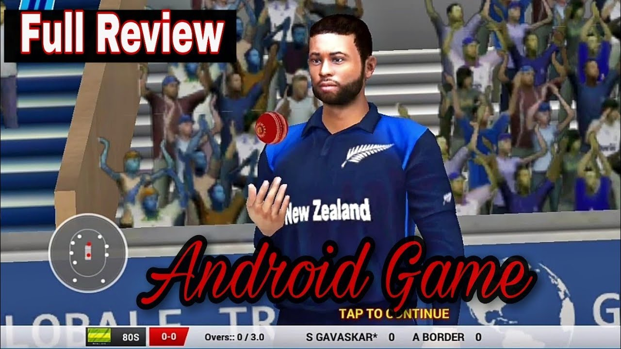 MS DHONI THA Untold Story Cricket Game Full Review | Ms Dhoni Cricket Game Android Gameplay | MSD