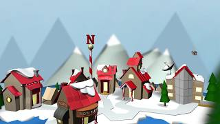 2017 NORAD Tracks Santa Trailer Video