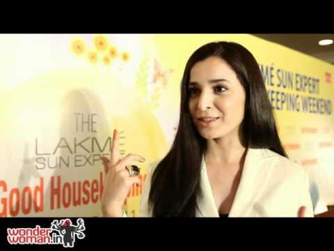 Actor Simone Singh's beauty secret