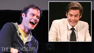 """Download Bill Hader on Creating Vinny Vedecci for His """"S.N.L."""" Audition – The New Yorker Festival"""