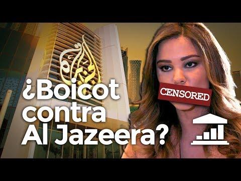 ¿Por qué hay PAÍSES ÁRABES censurando AL JAZEERA? – VisualPolitik