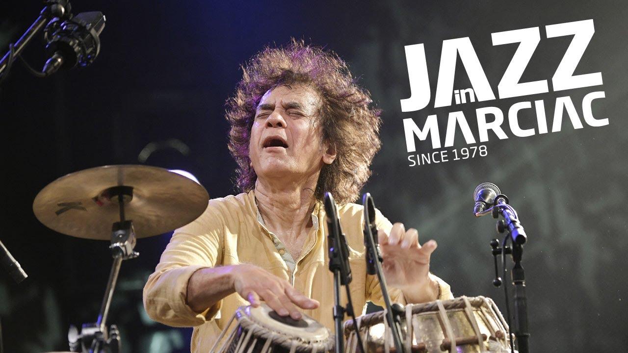 Dave Holland - Zakir Hussain - Chris Potter @Jazz_in_Marciac 2018
