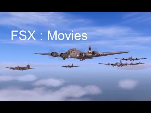 FSX : B-17 G Formation