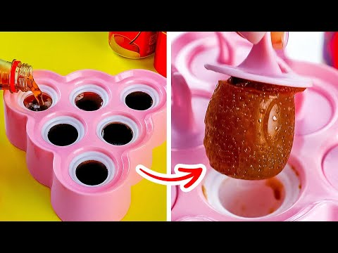 Yummy Cookie And Dessert Recipes You Can Make at Home || Simple Tips to Become a Pastry Chef!