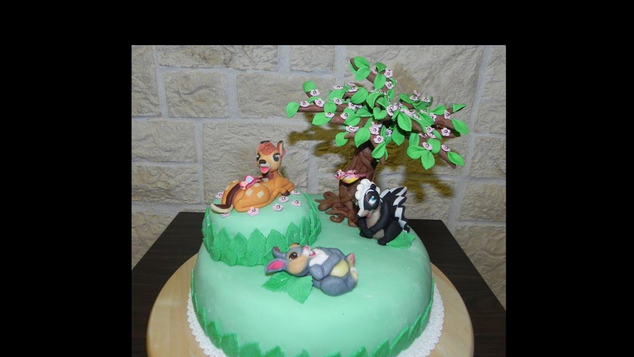 Bambi Cake Pan