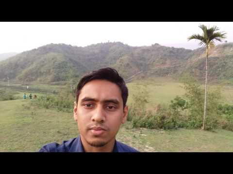 Bangladesh Border with Cherrapunji India