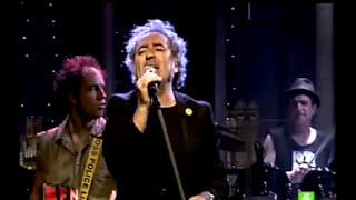"""La Banda Trapera del Rio. """"Ciutat Podrida"""". Actuación en TV-26-06-2009."""
