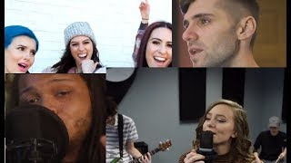"""The Middle"" - Zedd, Maren Morris, Grey (Cover by Youtubers)"