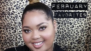 February Favorites 2017 | KelseeBrianaJai