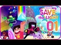 🌟 Steven Universe: Save the Light Walkthrough Part 1 🌟 (PS4, Xbox One) No Commentary