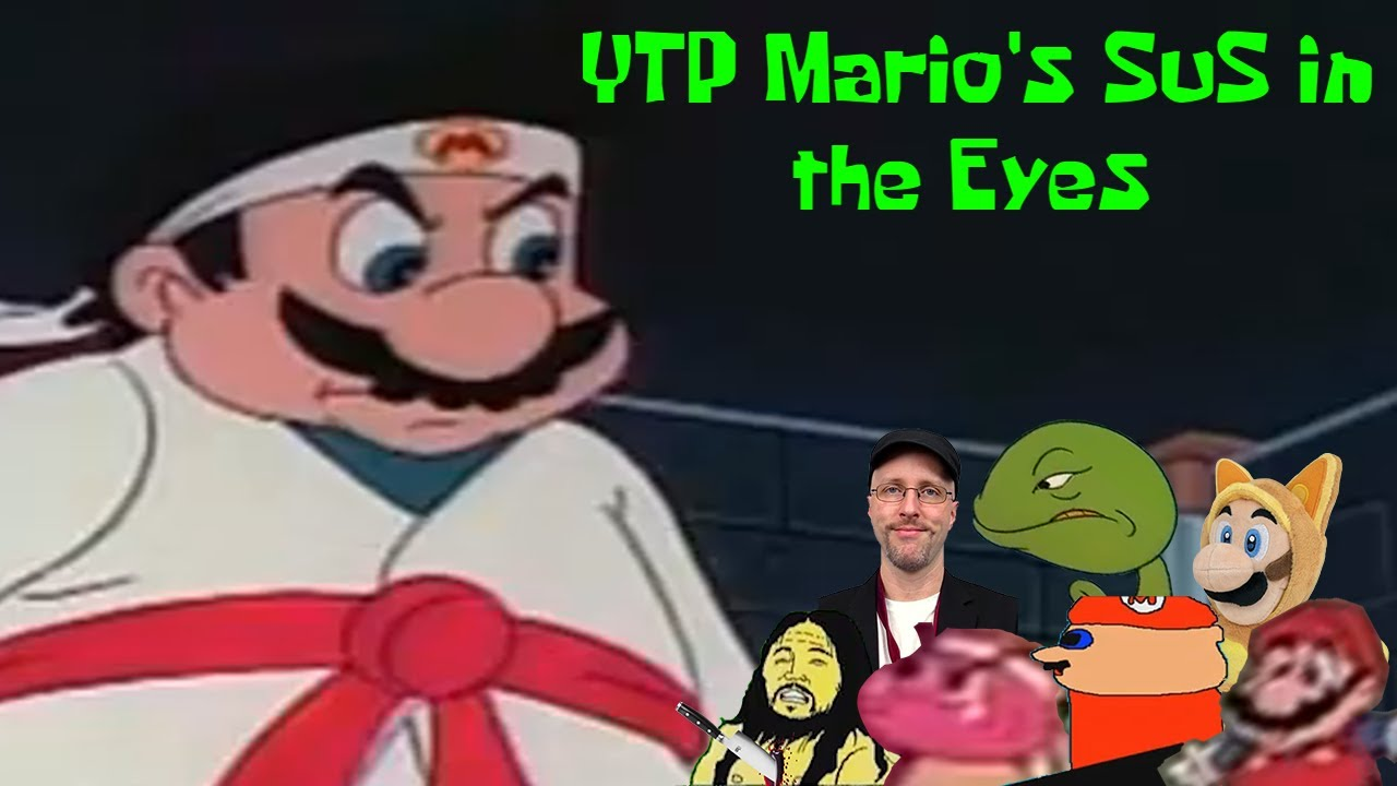 YTP Mario's SuS in the Eyes (Overlooked YTPers Collab Entry)