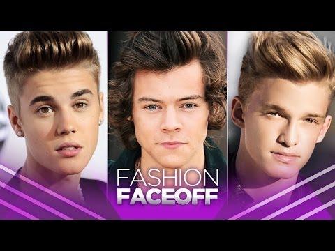 Justin Bieber v. Harry Styles v. Cody Simpson - Best Style ...