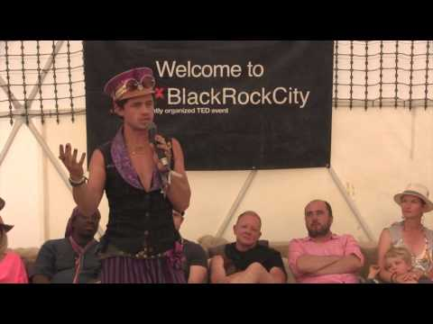 How Festivals Build Real Communities from Utopian Visions | Eamon Armstrong | TEDxBlackRockCity