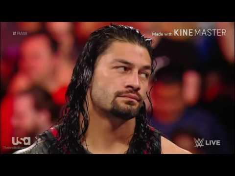 WWE anti Roman