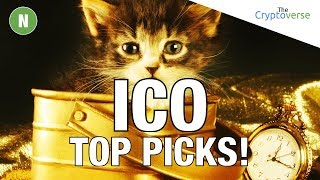 My Top 2 Best Ethereum ICO 📈 Picks For December 2017 [note: NOT SPONSORED] (The Cryptoverse)