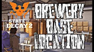 State of Decay 2 Brewery Base Breakdown