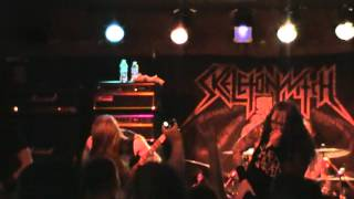 Skeletonwitch - Shredding Sacred Flesh