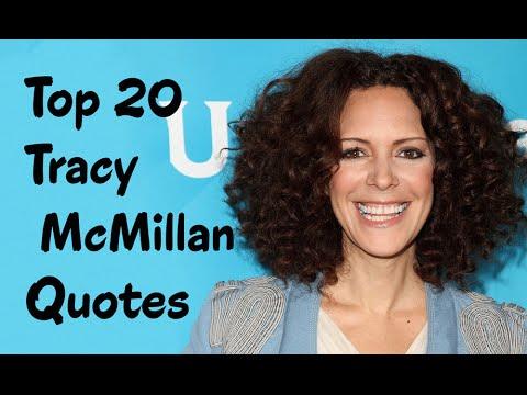 Tracy mcmillan
