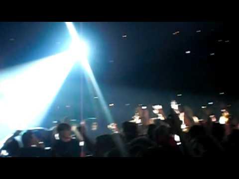 Metallica - Nothing Else Matters. Live Copenhagen - Forum 20-07-2009