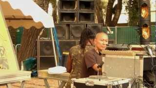 "Garance 2012 Dub Station - RootsTing & Murray Man ▶ ""Whistling Scud Missles"" [Jah Life Time] ③"