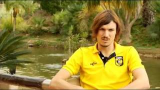 Vitesse op trainingskamp - Dag 2: interview Mike Havenaar