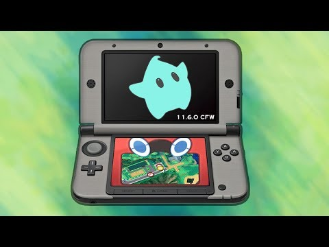 How To Install Custom Firmware on 11.6.0 For New 3DS & Old 3DS (*2018*)