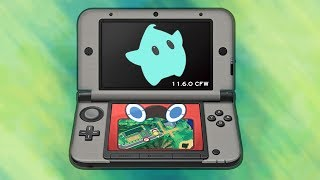 how to install custom firmware on 1160 for new 3ds old 3ds 2018