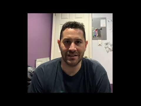 Jeff Garnett Owner of Clean Slate Laser Tattoo Removal - Testimonial for Gabe Bautista