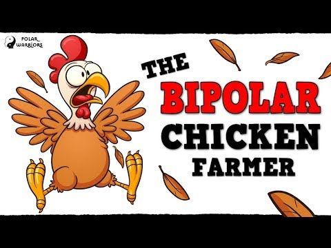 THE BIPOLAR CHICKEN FARMER… Powerful Tool to Help With Depression & Bipolar Disorder!