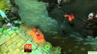 Dota 2 Courier: Genuine Star Ladder Grillhound (100 Games Viewed)
