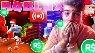 CHRISTMAS IS ABOUT JAILBREAK + ROBUX SWEEPSTAKES - ROBLOX DIRECT