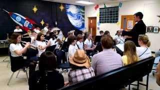psa 6th grade band song 1