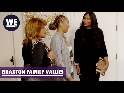 Welcome to Tamar's Humble Home | Braxton Family Values | WE tv