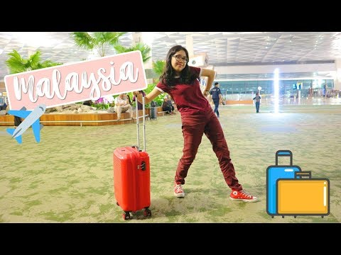WE ARE GOING TO MALAYSIA | Malaysia Day 1| # 20
