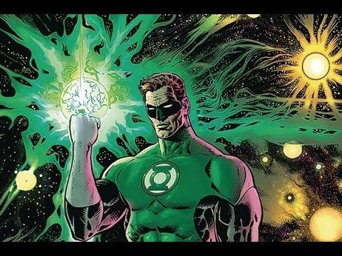 Download Green Lantern #1 signé par Liam Sharp