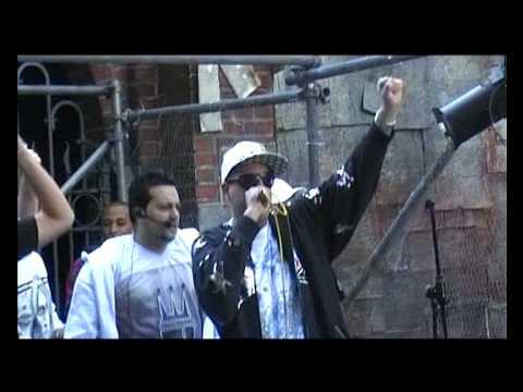 IVS IST DIE GANG-Wasserturm Berlin Kreuzberg 2009 (live)