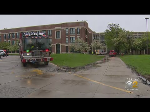 Chris Michaels - Sixth Pepper Spray Incident Reported At Morgan Park High School In 2 Weeks