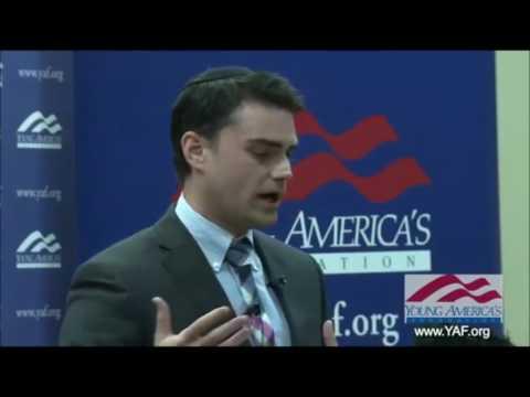 Ben Shapiro -  University of Missouri (Mizzou) Full Discussion
