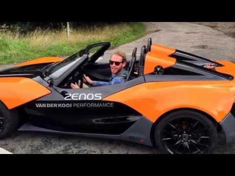 Zenos E10 S | Behind The Scenes