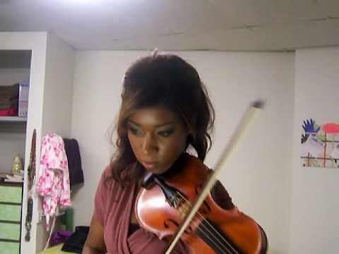 Naruto:Hokage's Funeral on violin