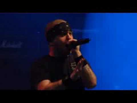 Hatebreed A Call For Blood(Live Dominance)