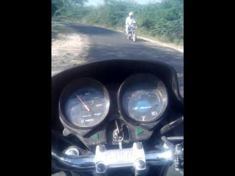 90km/h speed HF deluxe ride  Kosana to Pipar city bai pass