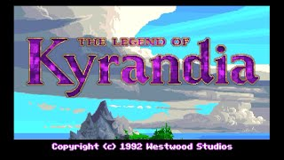 Amiga 500 Longplay [054] The Legend of Kyrandia