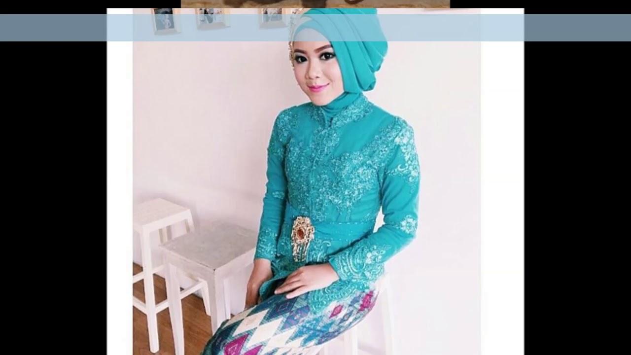 082323772525 Kebaya Resmi Muslim Untuk Acara Formal